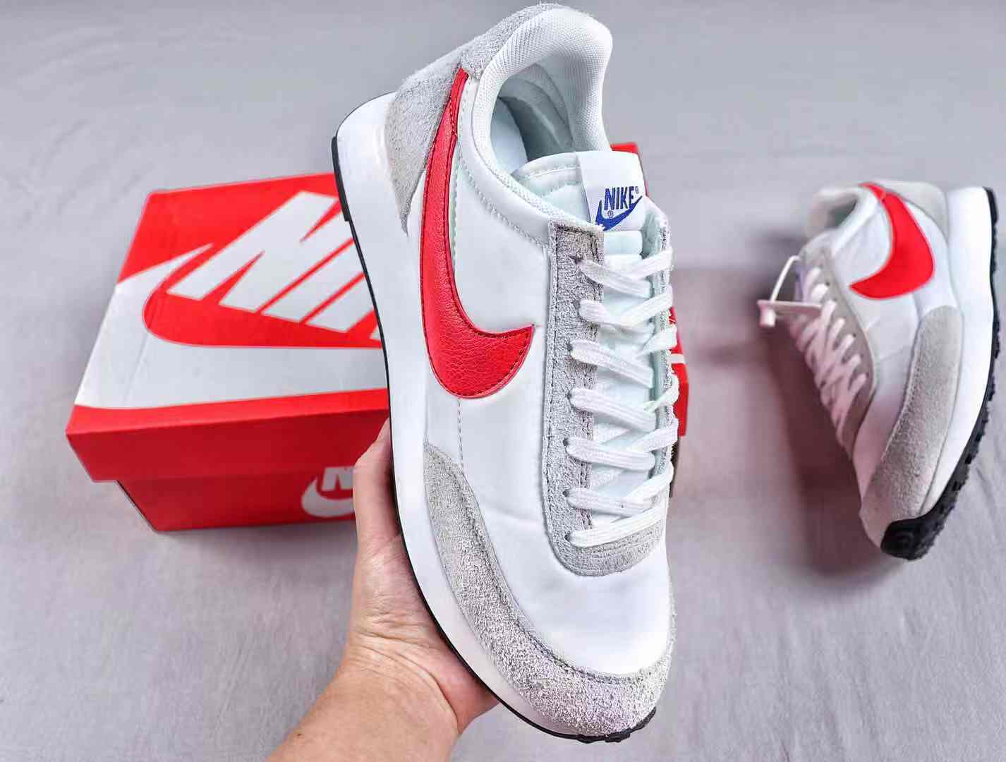 Buy Nike Daybreak SP White University Red BV7725-100 Online