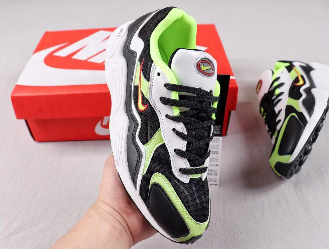 Buy Nike Zoom Alpha Retro Black/Volt/Habanero Red/White BQ8800-003 Running Shoes