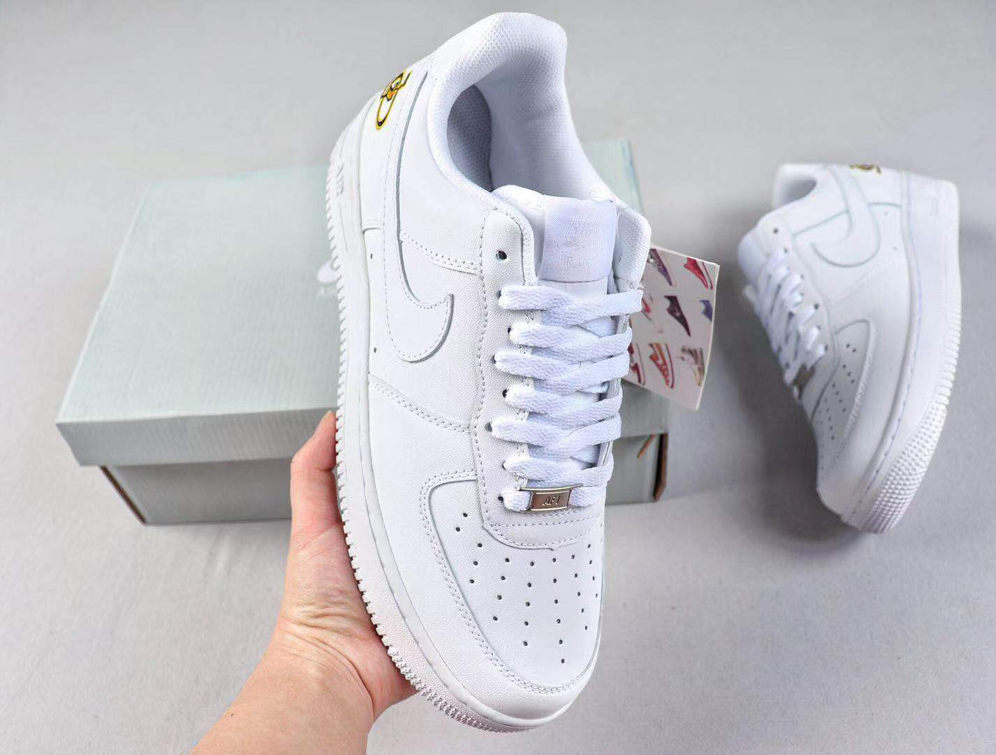 """Nike Air Force 1 Low """"Jermaine O'Neal"""" BMB122-M30 Newest Sneakers Hot Sale"""