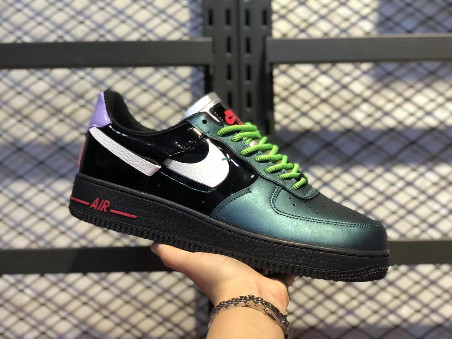 Nike Air Force 1 Vandalized CT7359-001 High Quality Skate Boarding Shoes