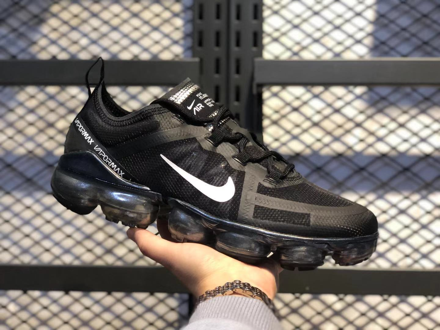 Nike Air Vapormax Black/Anthracite 2019 Newest Sneakers Free Shipping AR6631-003