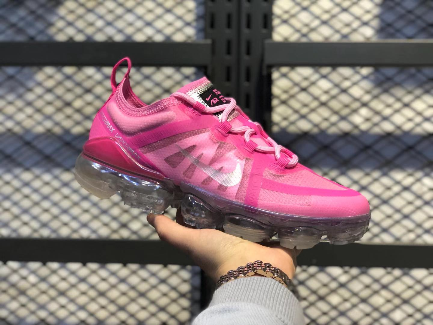 Nike Air Vapormax Smokey Mauve Top Quality Women's Sneakers For Sale AR6632-600