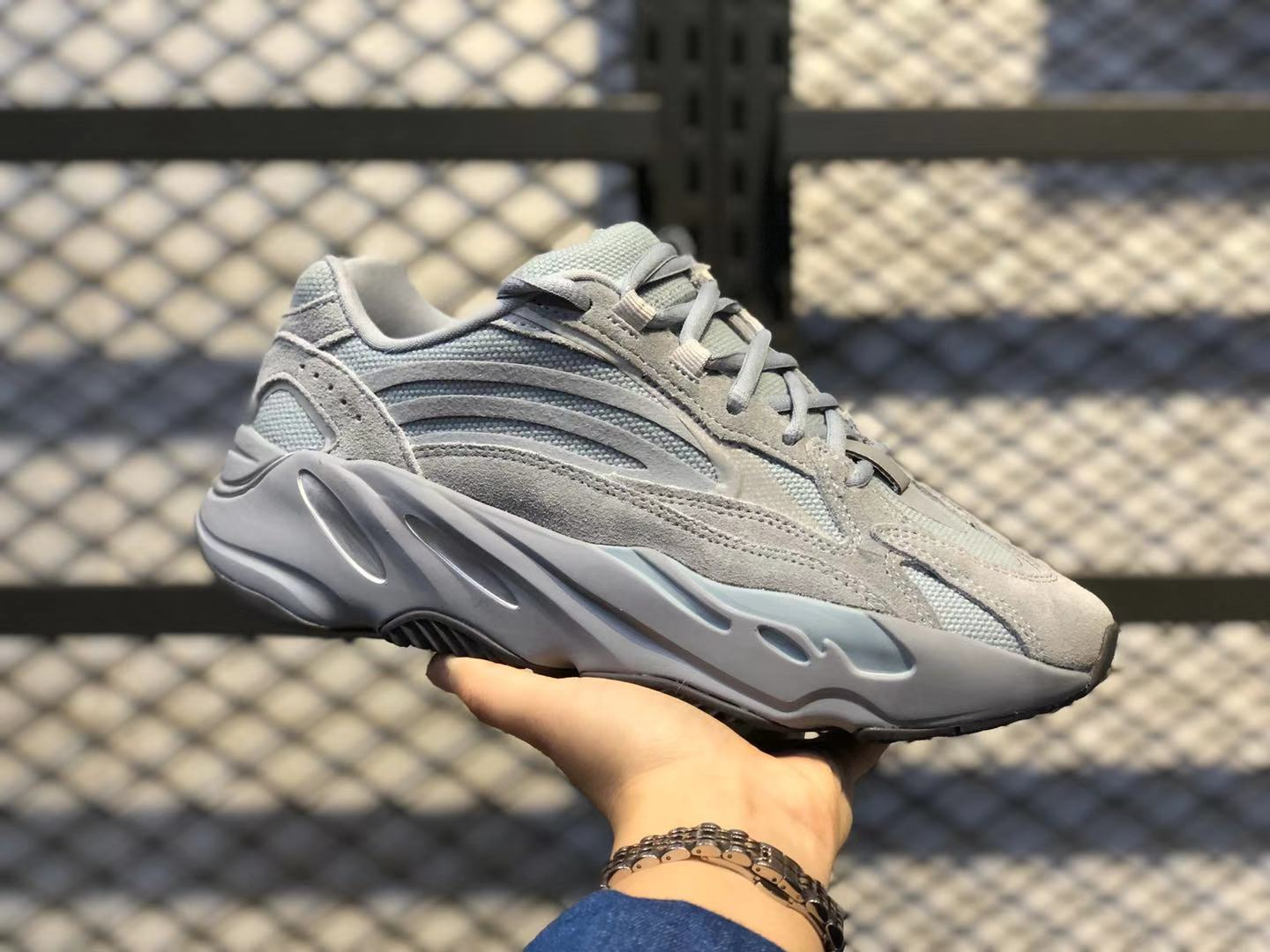 """2020 Adidas Yeezy Boost 700 V2 """"Hospital Blue"""" FV8424 Top Shoes To Buy"""