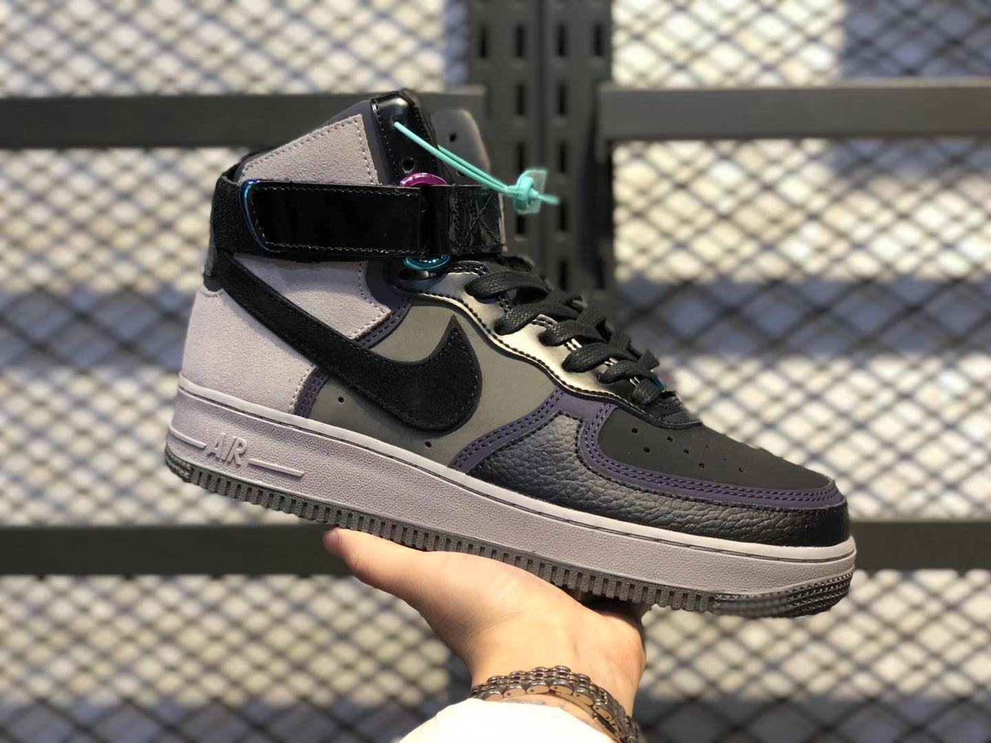"""A Ma Maniere x Nike Air Force 1 High """"Hand Wash Cold"""" CT6665-001 To Buy"""