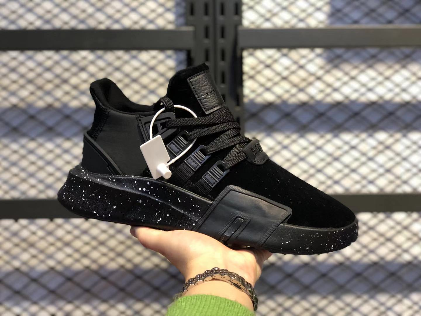 Adidas EQT Basketball ADV Core Black/Anthracite BD7813 For Online Sale