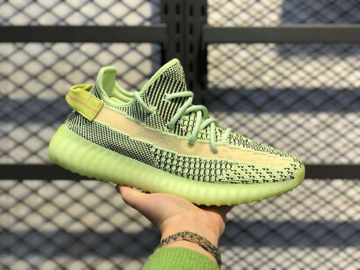 Adidas Yeezy Boost 350 V2 Yeezreel Athletic Sneakers For Online Sale FW5191