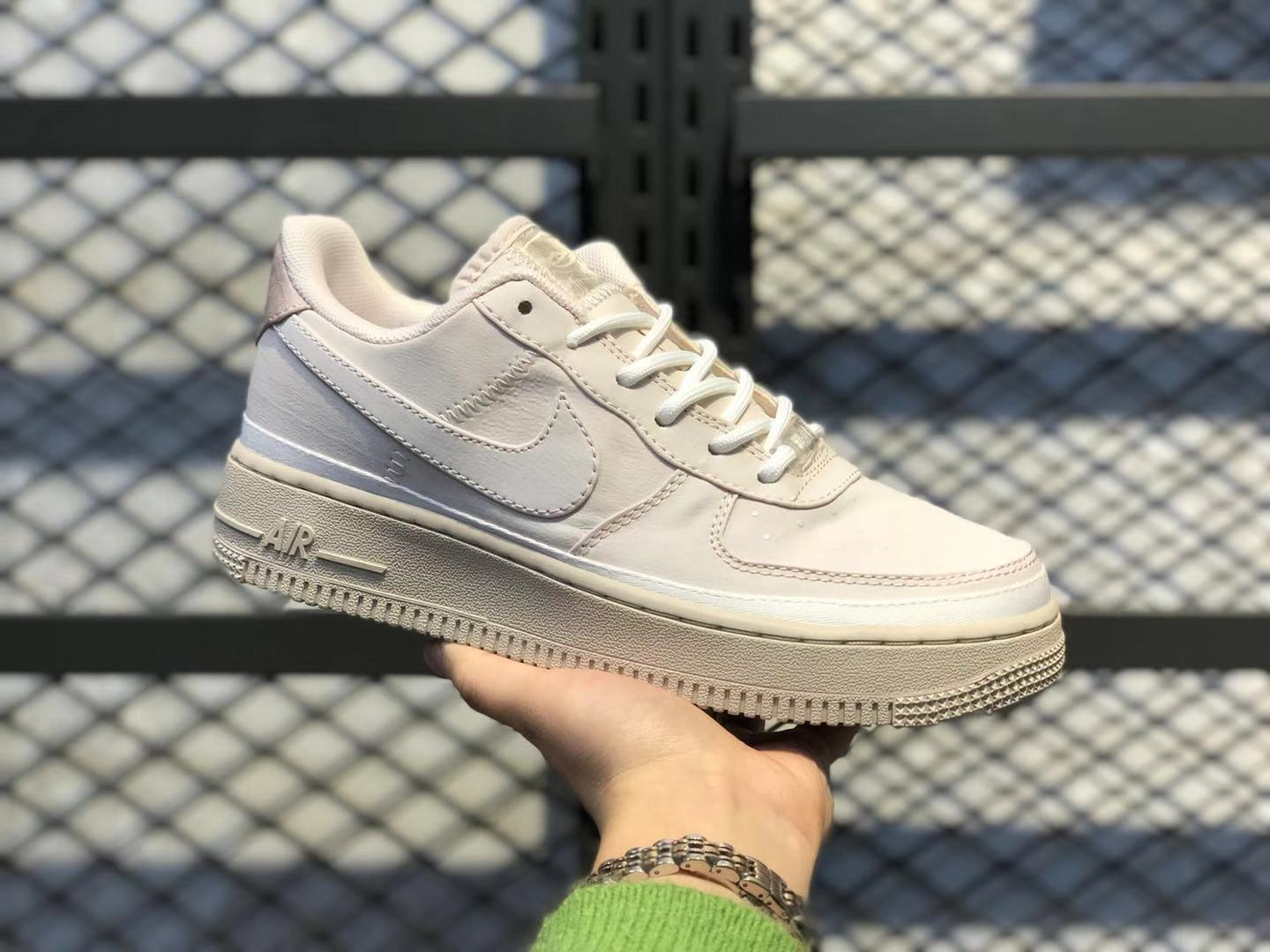 Nike WMNS Air Force 1'07 SE Light Soft Pink Casual Sneakers For Buy AA0287-604