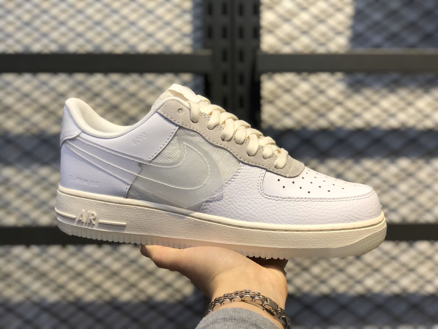 Nike Air Force 1 Low DNA White/Natural Hot Sale CV3040-100