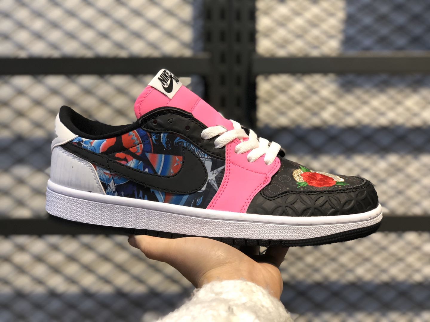 """Air Jordan 1 Low """"Chinese New Year"""" For Online Sale CW0418-006"""