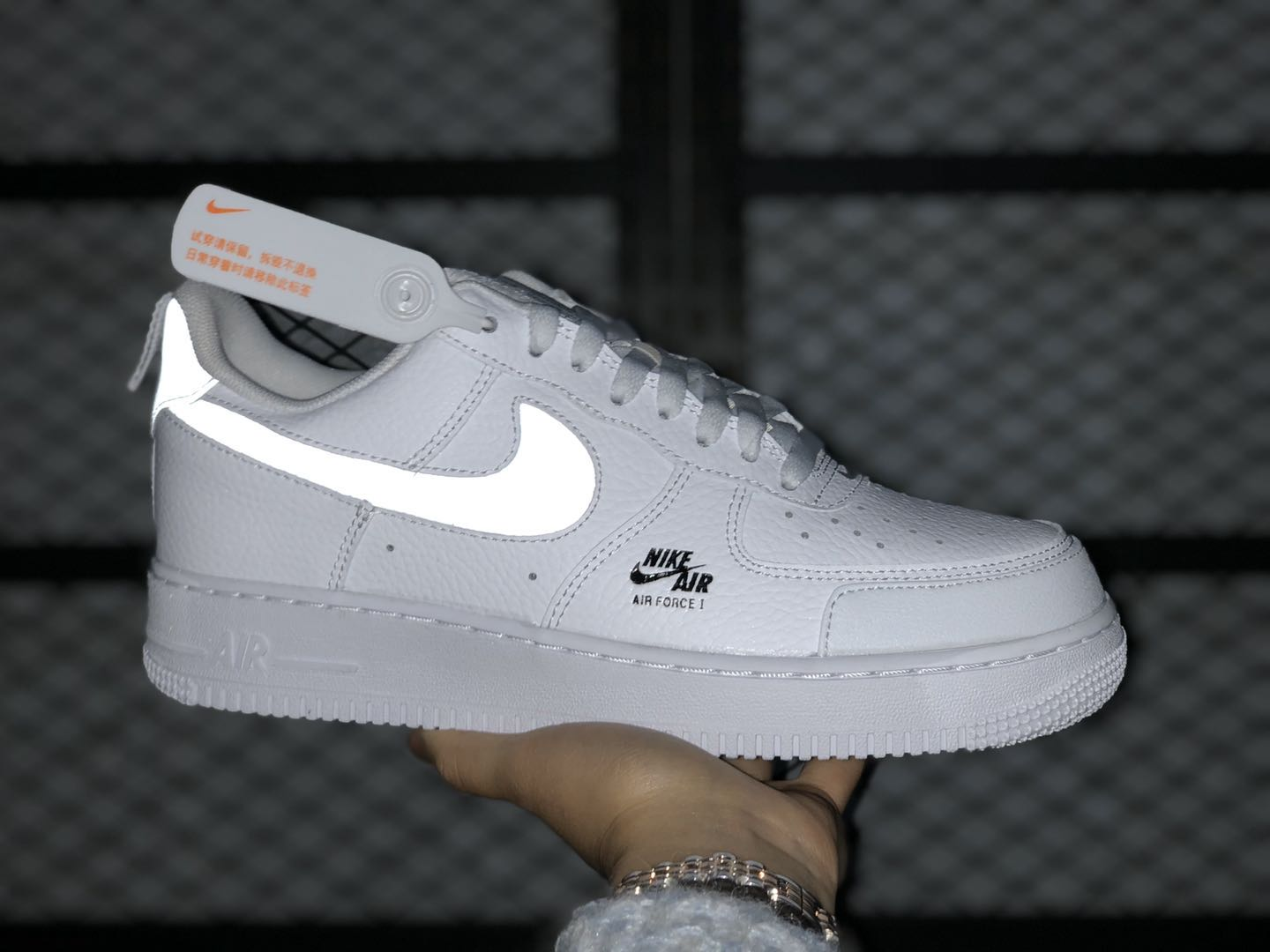 New Arrival Nike Air Force 1 Low Lucid White Hot Sale CV3039-100