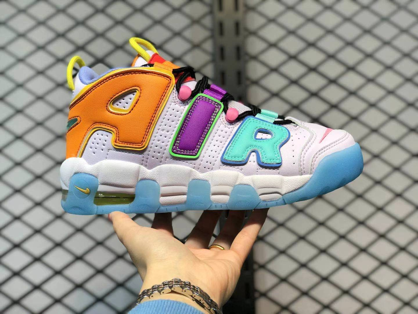 Nike Air More Uptempo Multicolor DH0624-500 To Buy
