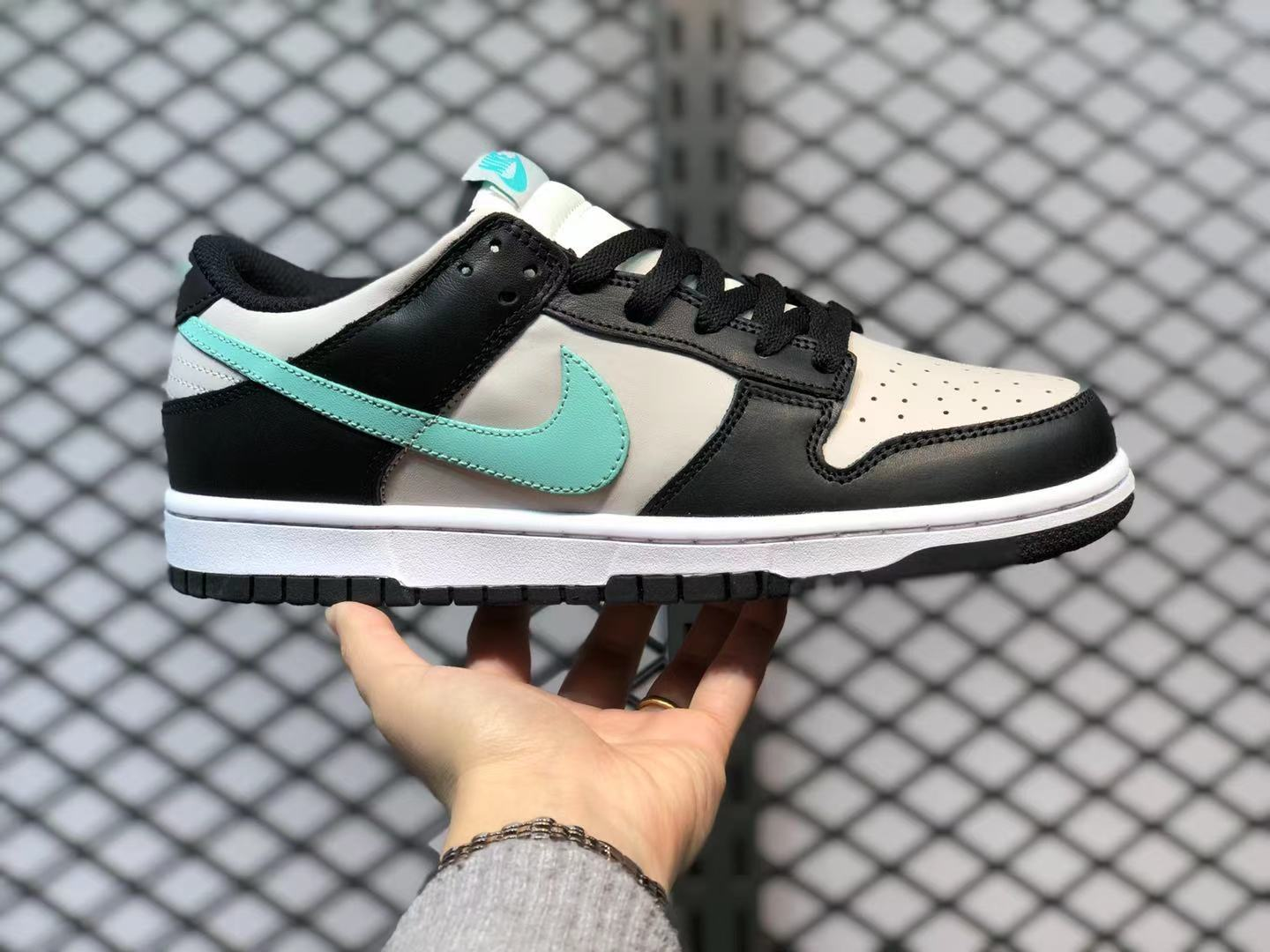 Nike Dunk Low Black Blue CW1590-003 For Sale
