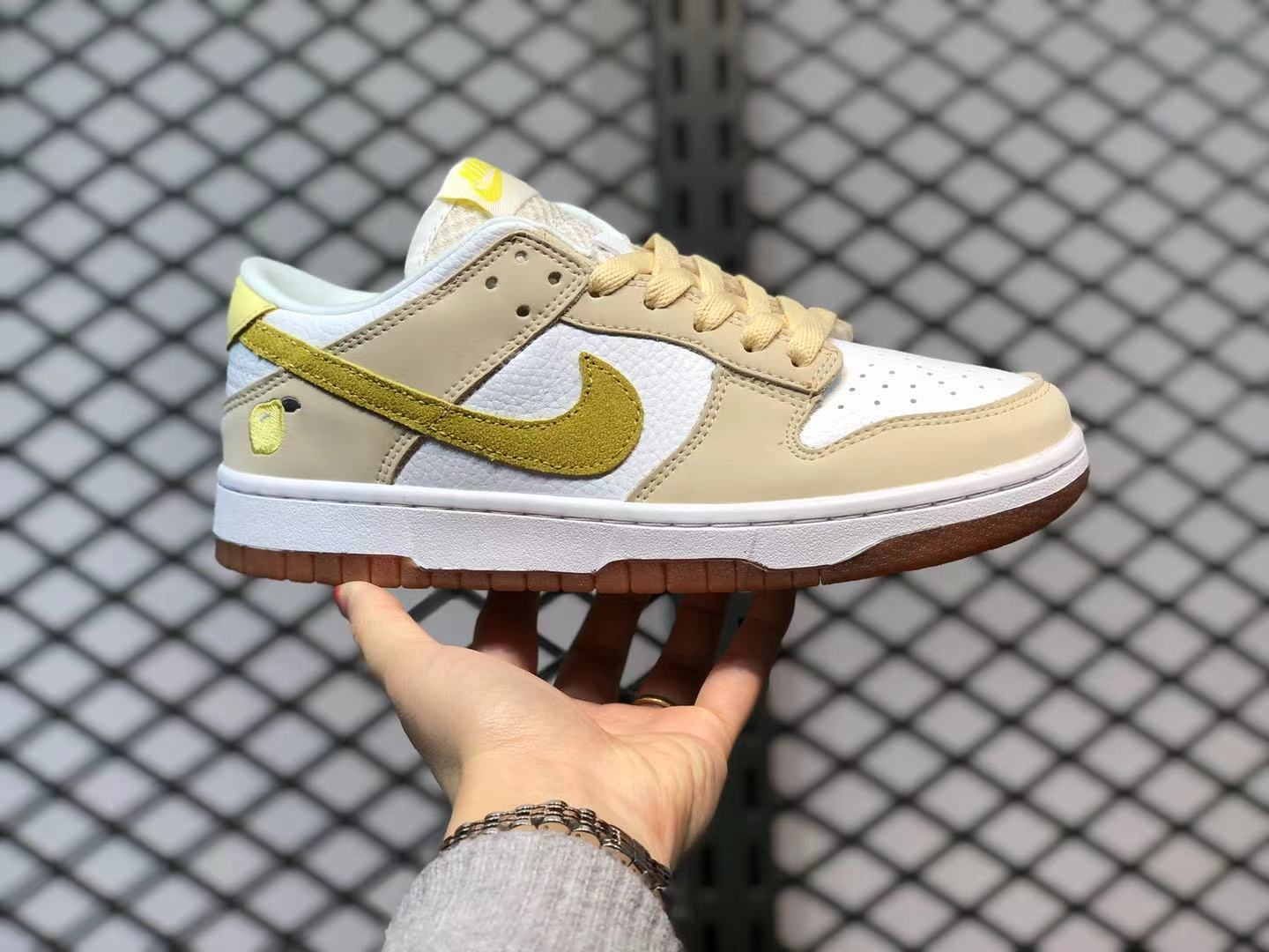 Nike Dunk Low Lemon Drop Opti Yellow-Sail-Zitron DJ6902-700 For Sale